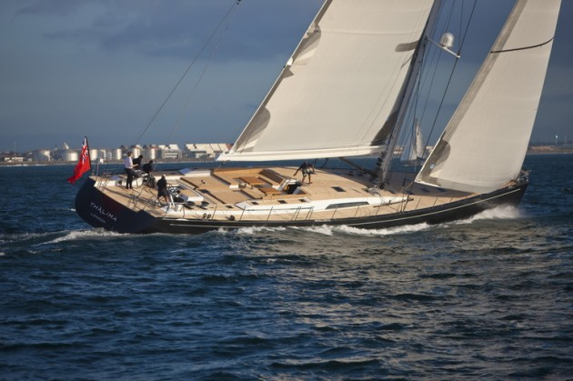 View large version of image: Southern Wind Sailing Yacht Thalima