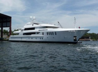 View large version of image: Trinity Yachts' Superyacht Bacarella Finally Gets Completed
