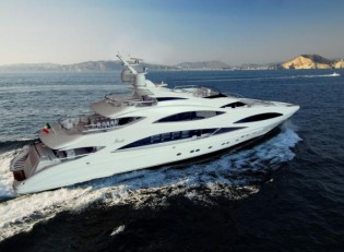 View large version of image: Benetti Yachts Launches 47 meter Motor Yacht Imagination