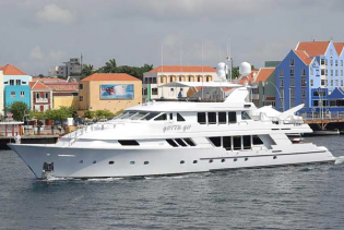 View large version of image: Christensen GOTTA GO motor yacht SOLD