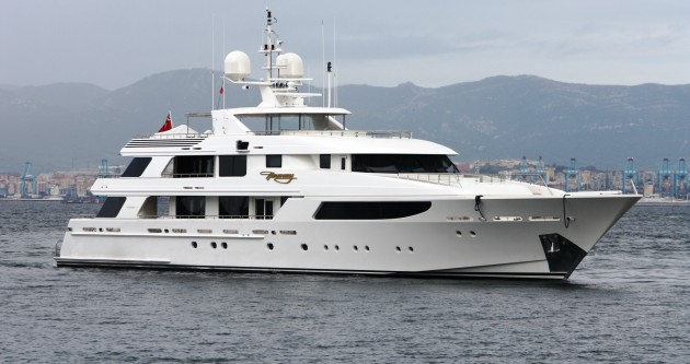 View large version of image: Superyacht Harmony