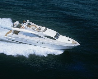 View large version of image: Gulf Craft Debuts Luxury Yacht Majesty 88 at the Beirut Boat Show