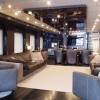 Yacht NOOR - Salon Interior design