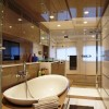 Yacht NOOR - Master Ensuite Interior Design by Hot Lab