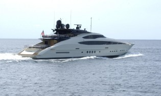 View large version of image: Palmer Johnson Launches 45.7 m Super Yacht Vantage