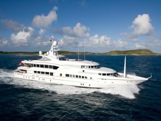 View large version of image: The World Superyacht Awards 2010 for the Best Refitted Yachts