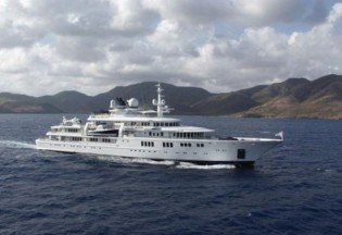 View large version of image: Superyacht Tatoosh For Sale With Fraser Yachts