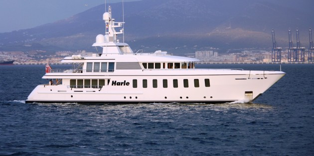 View large version of image: Superyacht Harle