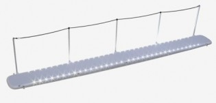 View large version of image: Superyacht Carbon Fibre Gangways from Exit Engineering
