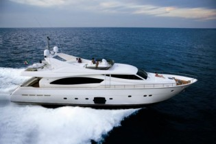 View large version of image: Ferretti Yachts Receives more Awards in China