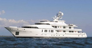 View large version of image: Edmiston & Merle Wood Puts Superyacht RoMa for Sale