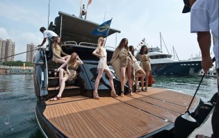 View large version of image: Hong Kong Boat Show Proves to be a Success For Sunseeker Asia