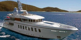 View large version of image: Feadship F45 is now Super yacht Sirius