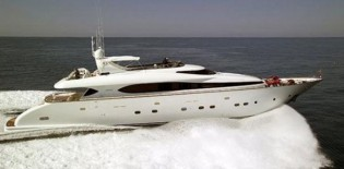 View large version of image: Superyacht Marnaya Now Available for Charter