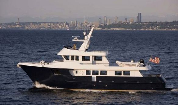 Expedition Yacht  Miss Lisa By Citadel Yachts