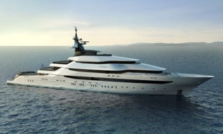 View large version of image: Alewijnse Marine Systems signs new contract with Oceanco for  full electrical outfit of 85.5m motoryacht