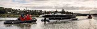 View large version of image: Alloy Yachts Launches 44m Sailing Yacht Imagine