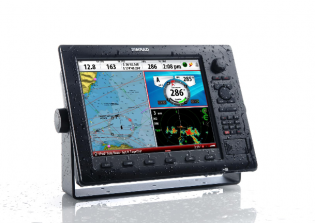 View large version of image: Simrad's New SonicHub Launched