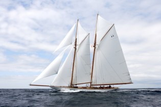 View large version of image: Ancasta Yachts Sells 55m Schooner Elena