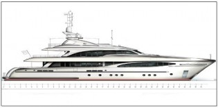 View large version of image: Two New Superyacht Contracts for Heesen Yachts