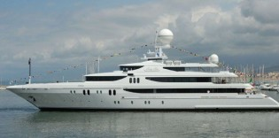 View large version of image: Codecasa Shipyards Launches Superyacht Lady Lau