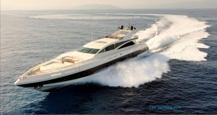 View large version of image: Leopard Yachts Presents Superyacht Leopard 43