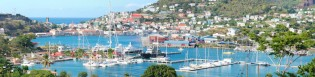 View large version of image: Port Louis Marina hosts the first Oyster Yacht Regatta in Grenada