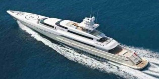 View large version of image: Motoryacht Silver Zwei to Break Her Own Record