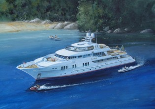View large version of image: Global Explorer Yachts