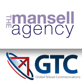 View large version of image: Global Telesat Communications appoints the Mansell Agency