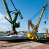 Catamaran Che Launched by Sunreef