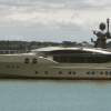 Mega Sport Yacht PJ-501 launched by Palmer Johnson