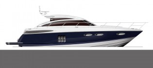 View large version of image: Princess Yachts present 3 new Yachts at the PSP Southampton International Boat Show