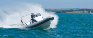 View large version of image: Scorpion STRIKE rib to be unveiled at the PSP Southampton Boat Show