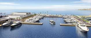 View large version of image: BWA Yachting and Vilanova Grand Marina sign an agreement