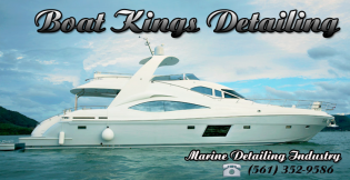 View large version of image: Boat Kings Detailing
