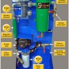 mobile diesel cleaning and diesel polishing system