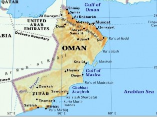 View large version of image: yacht charter in oman