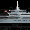 Ranger 58 Yacht designed by Egg and Dart will be presented at the 2010 Monaco Yacht Show