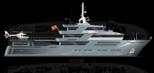 View large version of image: Ranger 58 Yacht designed by Egg and Dart will be presented at the 2010 Monaco Yacht Show