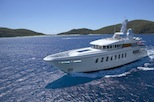 Feadship launch Superyacht Sirius