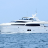 Monte Fino 100 SuperYacht Launched and Delivered to her Owner by Kha Shing Enterprices