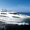 Superyacht Primadonna launched from IAG shipyard
