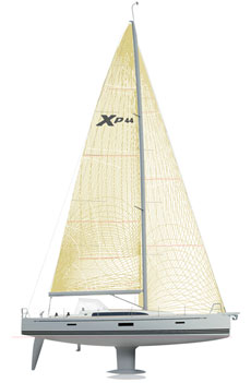 Xp 44 Performance Cruiser by X-Yachts