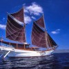 Yacht, Silolona, Available for Charter in Indonesia