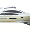 Fariline Squadron 42 unveiled for the first time at Cannes Internationa Boat Show