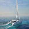 Lagoon 450 and Lagoon 560 catamarans at the upcoming boat shows