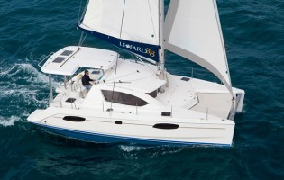 View large version of image: New Leopard 39 from Leopard Catamarans