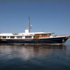 Burger Boat Company's SYCARA IV motoryacht finalist for the 2010 International Superyacht Society Design Awards