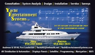 View large version of image: 1St. Annual YES Fest sponsord by Yacht Entertainment Systems